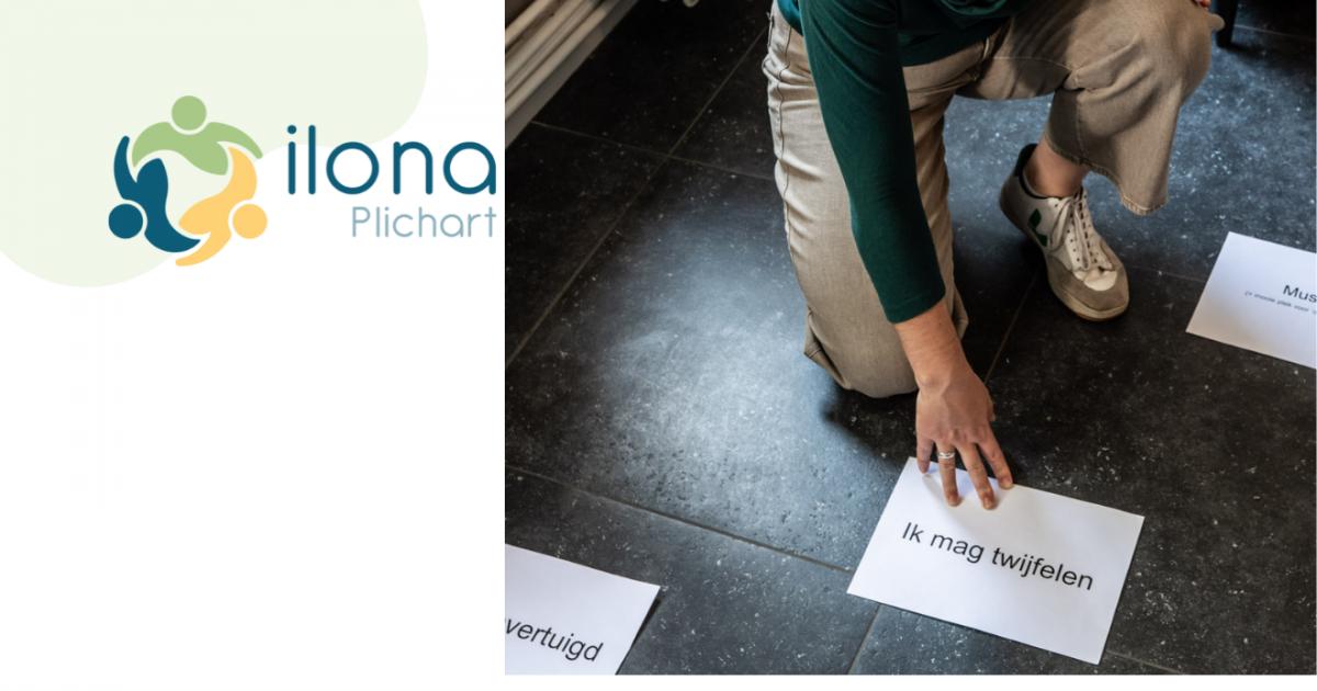 Ilona Plichart Intergenerationeel samenwerken coach