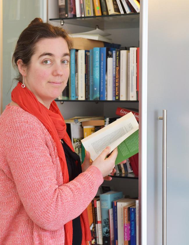Ilona Plichart boek, samenlezen